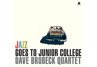 Dave Brubeck Quartet - Jazz Goes to Junior College (Vinyl LP (nagylemez))