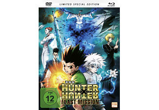 Hunter X Hunter-The Last Mission-Special Edition - (Blu-ray + DVD)