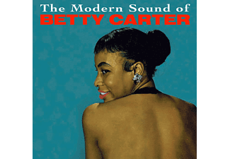Betty Carter - Modern Sound of Betty Carter (CD)