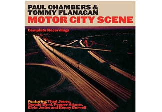Paul Chambers, Tommy Flanagan - Motor City Scene (CD)