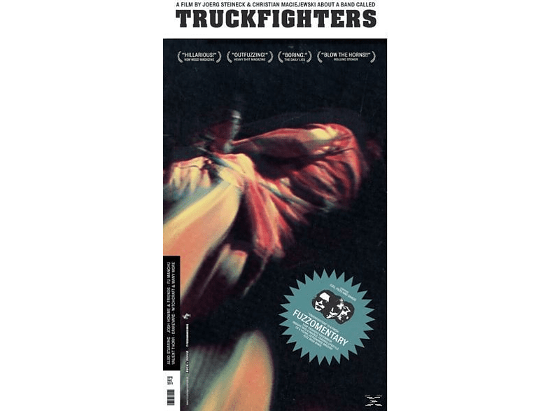 Truckfighters - Fuzzomentary [DVD]