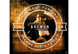 Beat Farmers - Heading North 53 N° 8° E-Live in Bremen - (CD)