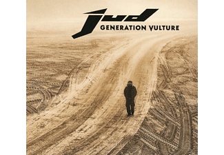 Jud - Generation Volture - (CD)