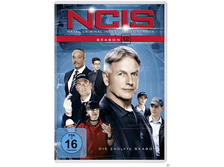 Navy CIS - Season 12 [DVD]