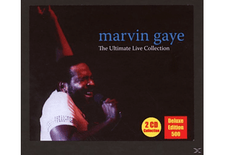 Marvin Gaye - The Ultimate Live Collection - (CD)