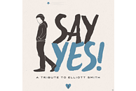 VARIOUS - Say Yes! A Tribute To Elliott Smith [CD]