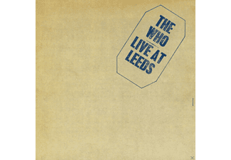 The Who - Live At Leeds (Limited 3LP Deluxe Edition) - (Vinyl)