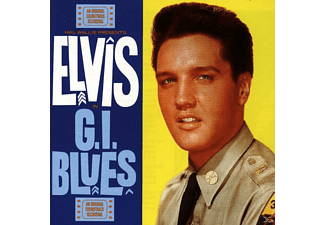 Elvis Presley - G.I.BLUES (REMASTERED) - (Vinyl)