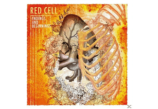 Red Cell - Endings And Beginnings - (CD)