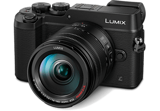PANASONIC Hybride camera Lumix DMC-GX8 + 14-140 mm (DMC-GX8HEF-K)