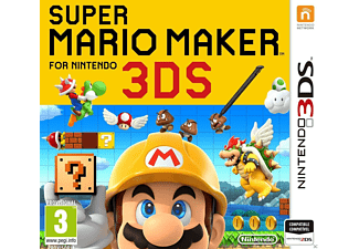 Super Mario Maker for Nintendo 3DS FR
