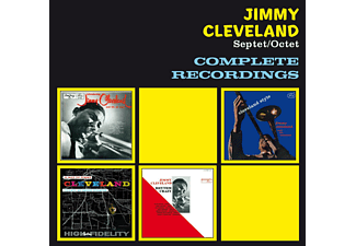 Jimmy Cleveland - Complete Recordings (CD)