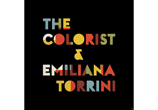 The Colorist & Emiliana Torrini - The Colorist & Emiliana Torrini - (CD)