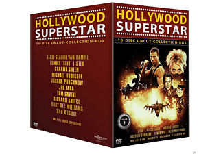 Hollywood Superstar (Uncut Collection) - (DVD)