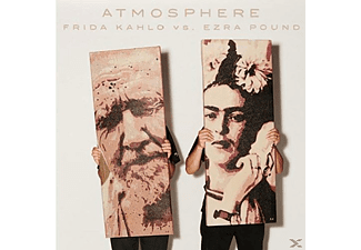 Atmosphere - Frida Kahlo Vs. Ezra Pound - (CD)