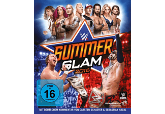 Summerslam 2016 - (Blu-ray)
