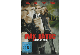 Max Havoc: Ring of Fire - (DVD)