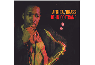 John Coltrane - Africa / Brass (CD)
