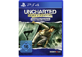 Uncharted: Drake's Fortune Remastered [PlayStation 4]