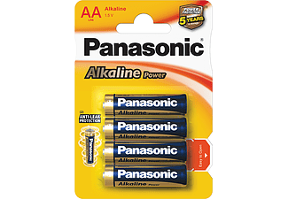 PANASONIC BATTERIES LR6APB/4BP