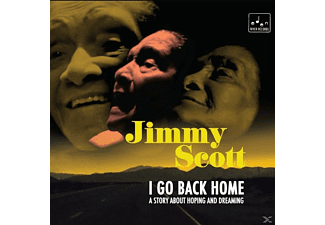 Jimmy Scott - I Go Back Home (LTD Deluxe Heavyweight 2LP) - (Vinyl)