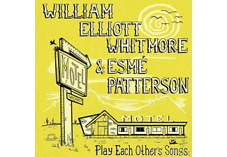 William Elliot Whitmore, Esme Patterson - Play Each Other's Songs (Limited Edition 7'') - (Vinyl)