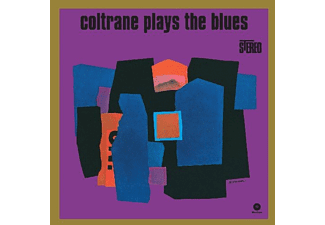 John Coltrane - Coltrane Plays the Blues (High Quality Edition) (Vinyl LP (nagylemez))