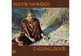 Stevie Wonder - Talking Book (Vinyl) - (Vinyl)