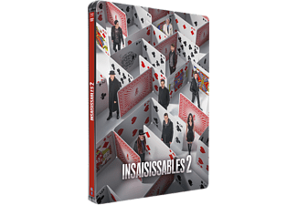 Insaisissables 2 Steelbook DVD