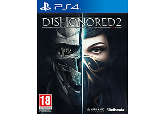 BETHESDA Dishonored 2 PS4