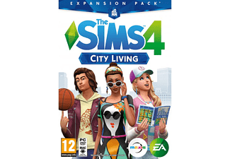 EA The Sims 4 City Living PC