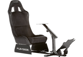 PLAYSEAT Universele gaming stoel Evolution Alcantara Zwart (REM.00008)