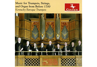 Kentucky Baroque Trumpets - Music for Trumpets,Strings and Organ - (CD)