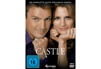 Castle - Staffel 8 - (DVD)