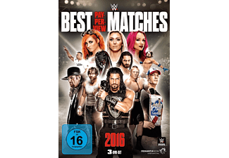 Best PPV Matches 2016 - (DVD)