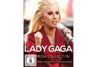 Lady Gaga - The Media Collection - (DVD)