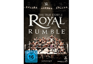 The True Story Of Royal Rumble - (DVD)