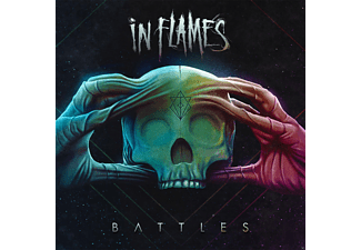 In Flames - Battles CD
