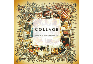 The Chainsmokers - Collage EP - (Maxi Single CD)