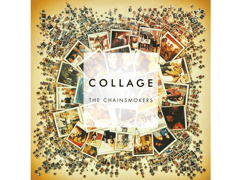 The Chainsmokers - Collage EP [Maxi Single CD]
