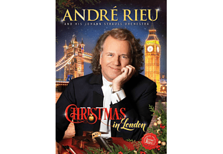 André Rieu - Christmas in London (Blu-ray)