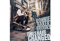 Ronnie Baker Brooks - Times Have Changed [CD]