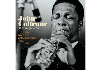 John Coltrane - More Live at the Showboat 1963 (CD)