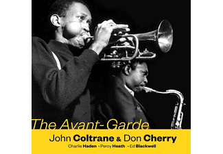 John Coltrane, Don Cherry - Avant-garde (CD)
