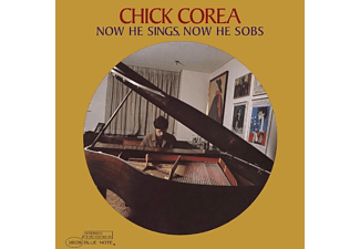 Chick Corea - Now He Sings, Now He Sobs (High Quality Edition) (Vinyl LP (nagylemez))