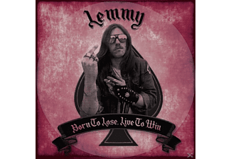 Lemmy, VARIOUS - Born To Lose,Live To Win - (Vinyl)
