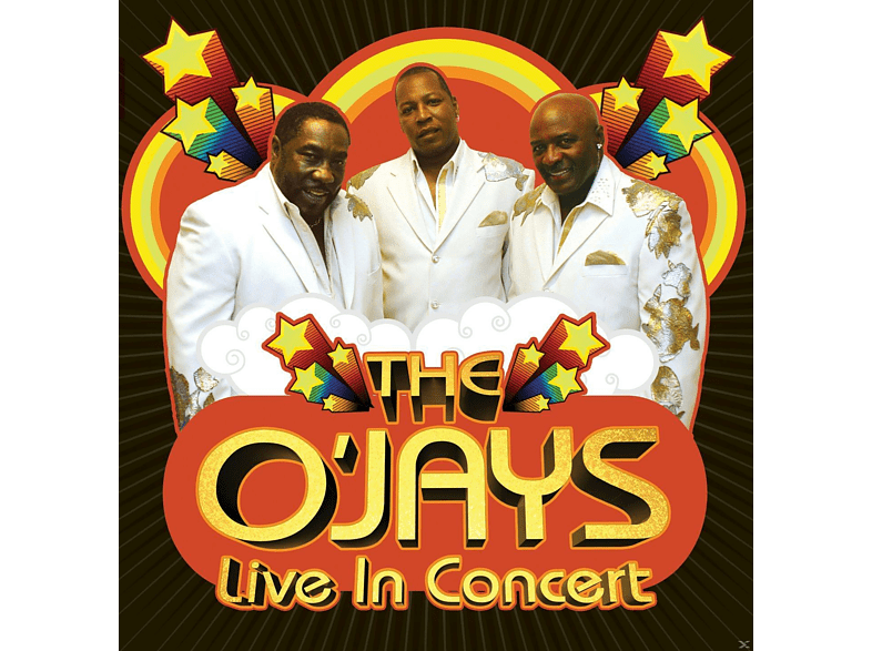 The O'Jays - Live In Concert [CD + DVD]