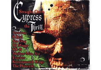 Cypress Thrill - Cypress Thrill - (CD)