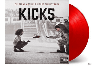 Various - Kicks (LTD Red Vinyl) - (Vinyl)