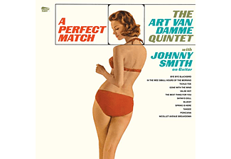 Art Van Damme Quintet - A Perfect Match (High Quality Edition) (Vinyl LP (nagylemez))